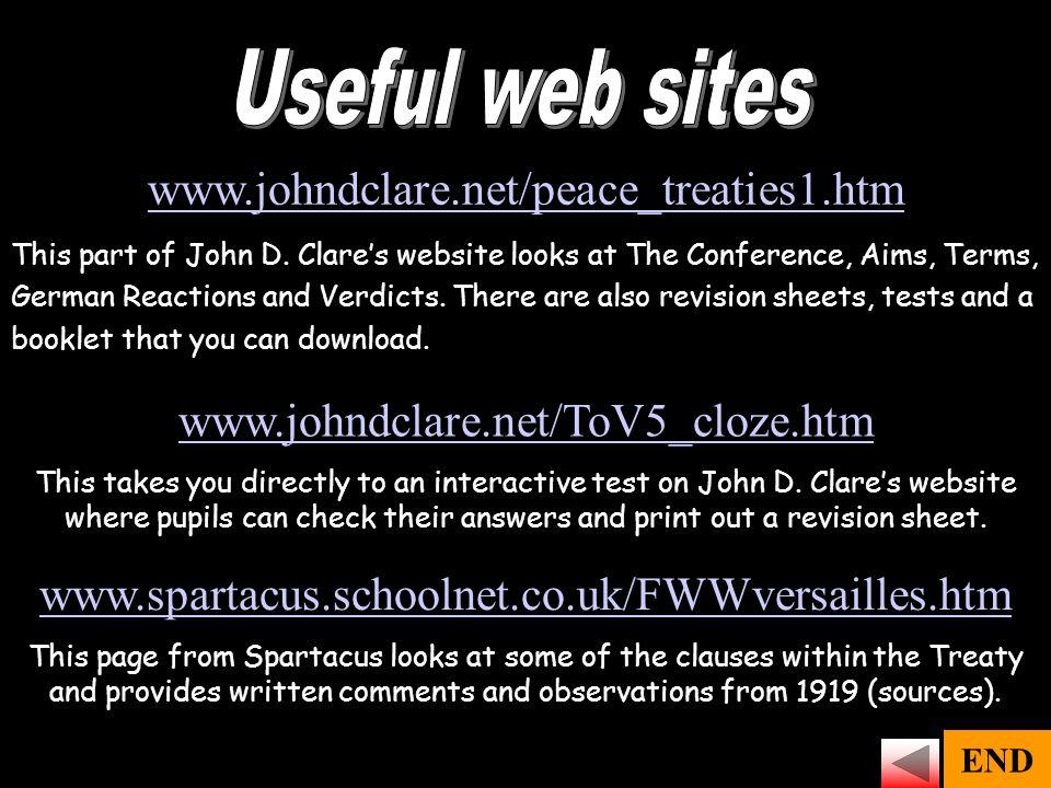 www.johndclare.net/peace_treaties1.htm This part of John D.