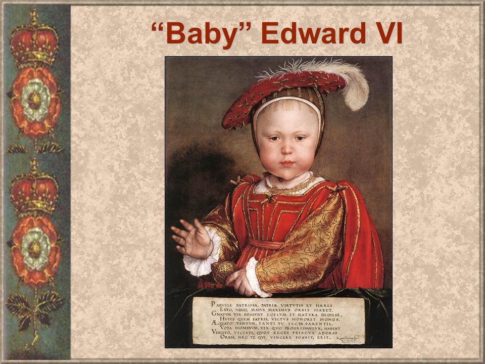 Baby Edward VI