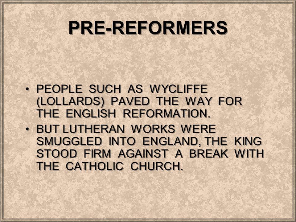 Sir William Cecil