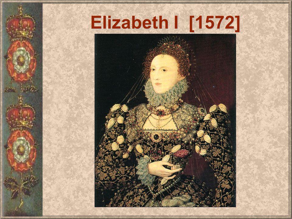 Elizabeth I [1572]