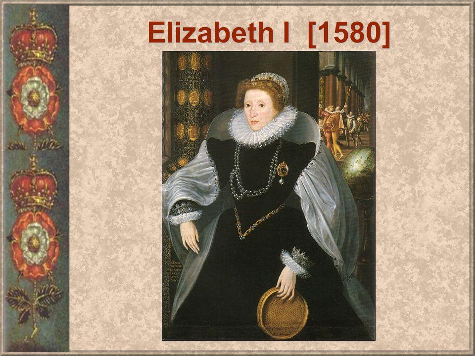 Elizabeth I [1580]