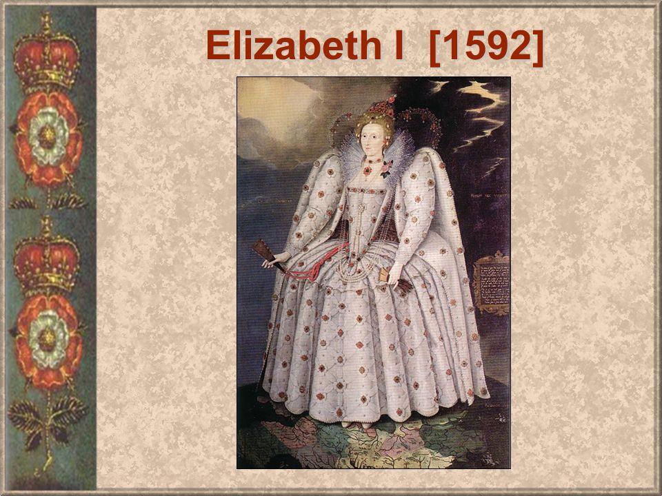 Elizabeth I [1592]