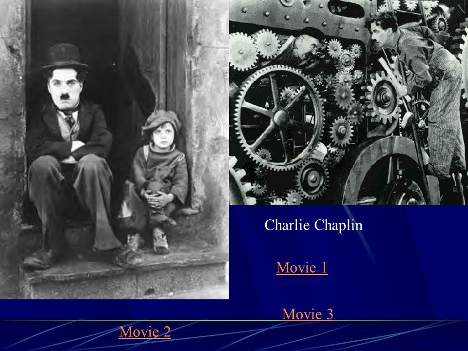 Movie 2 Movie 1 Movies Charlie Chaplin Movie 3