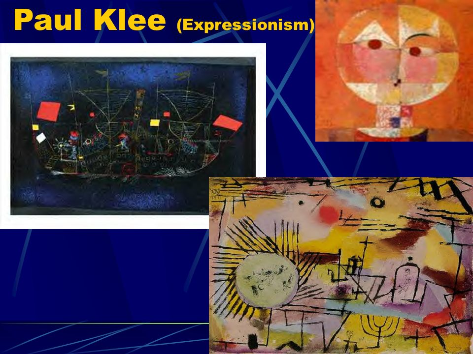 Paul Klee (Expressionism)
