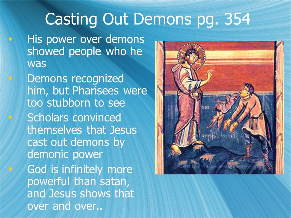 Casting Out Demons pg.