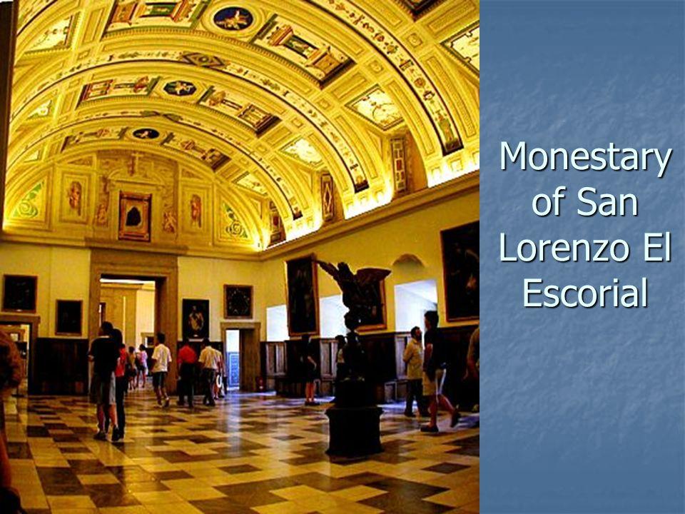 Monestary of San Lorenzo El Escorial