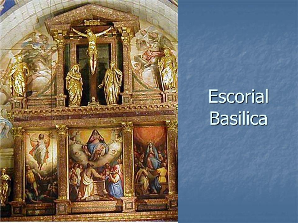 Escorial Basilica