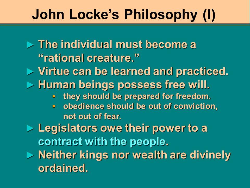 John Locke (1632-1704) Letter on Toleration, 1689 Letter on Toleration, 1689 Two Treatises of Government, 1690 Two Treatises of Government, 1690 Some