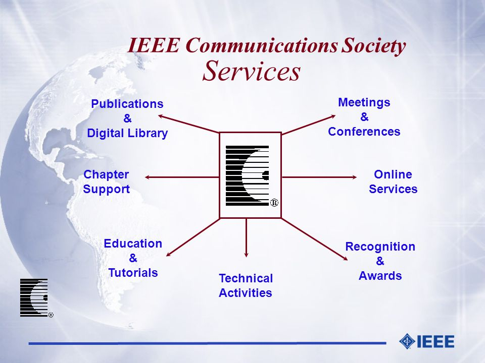 Services Publications & Digital Library Chapter Support Education & Tutorials Recognition & Awards Meetings & Conferences Online Services Technical Ac