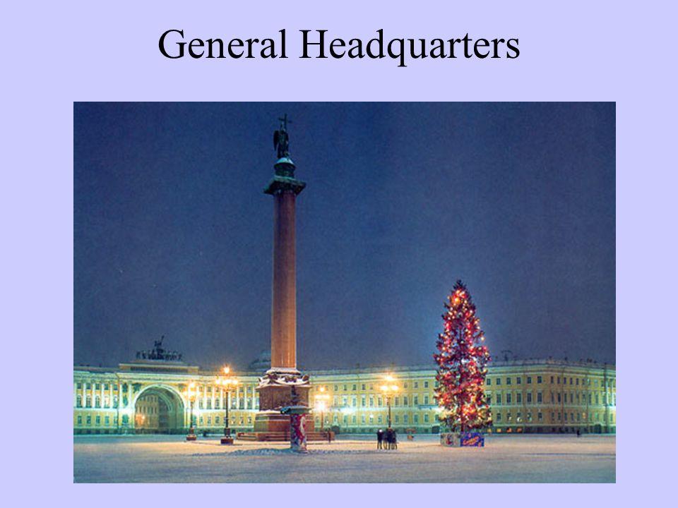 General Headquarters