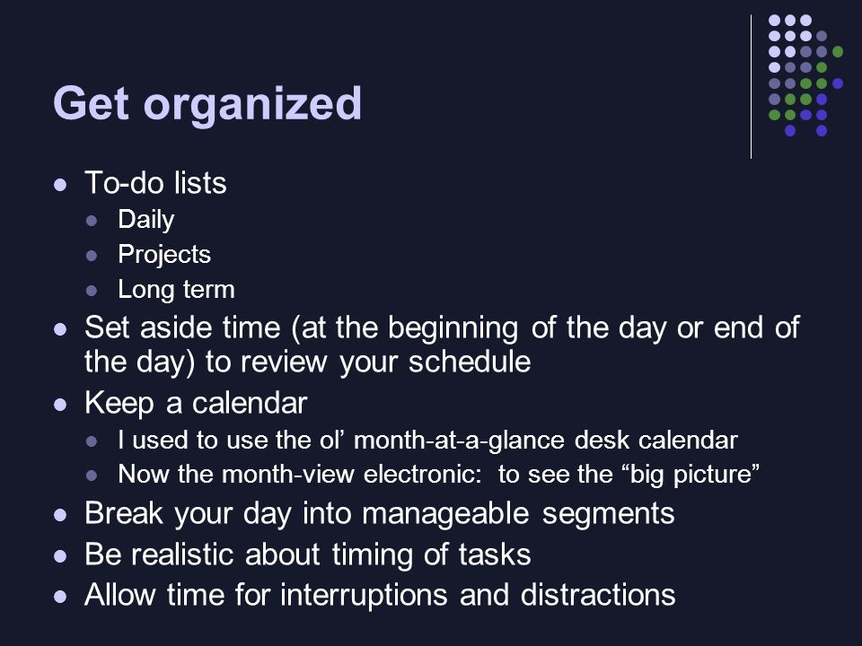 Why do hour increments work so well.