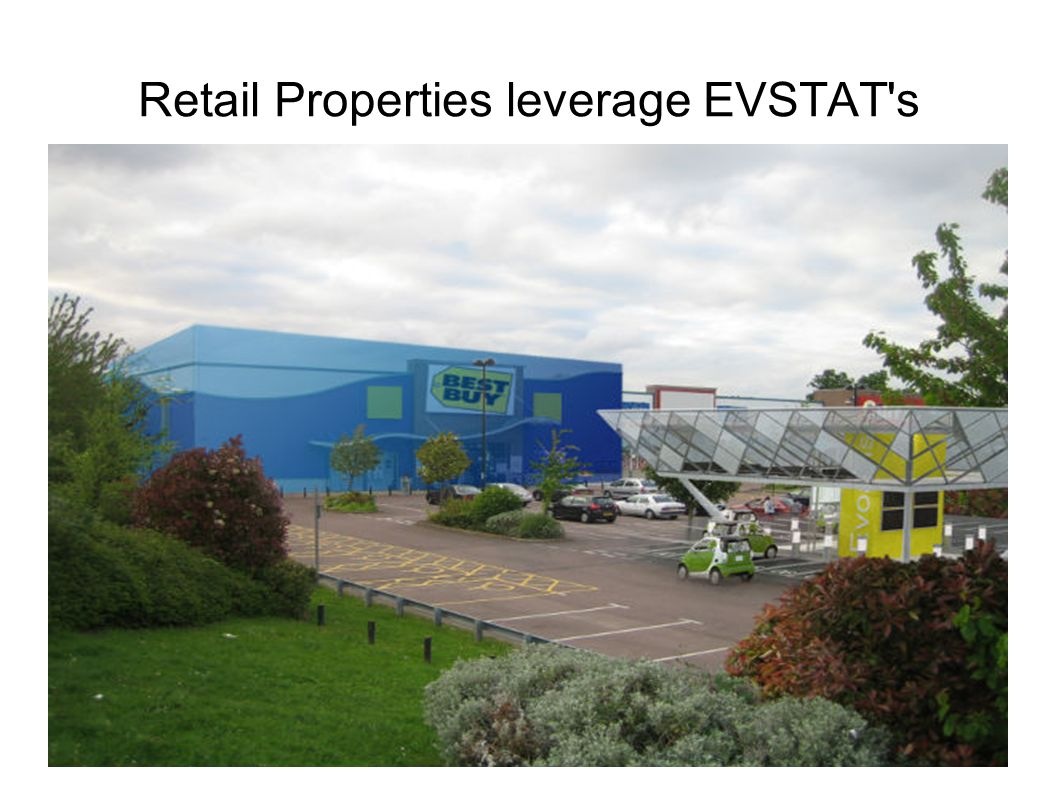 Retail Properties leverage EVSTAT s