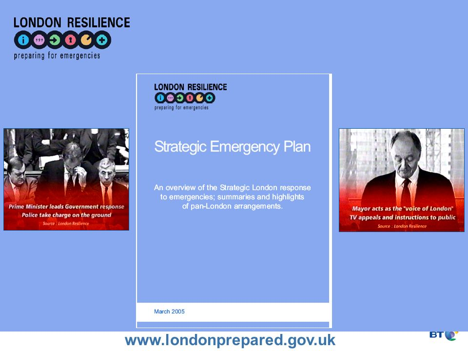 www.londonprepared.gov.uk
