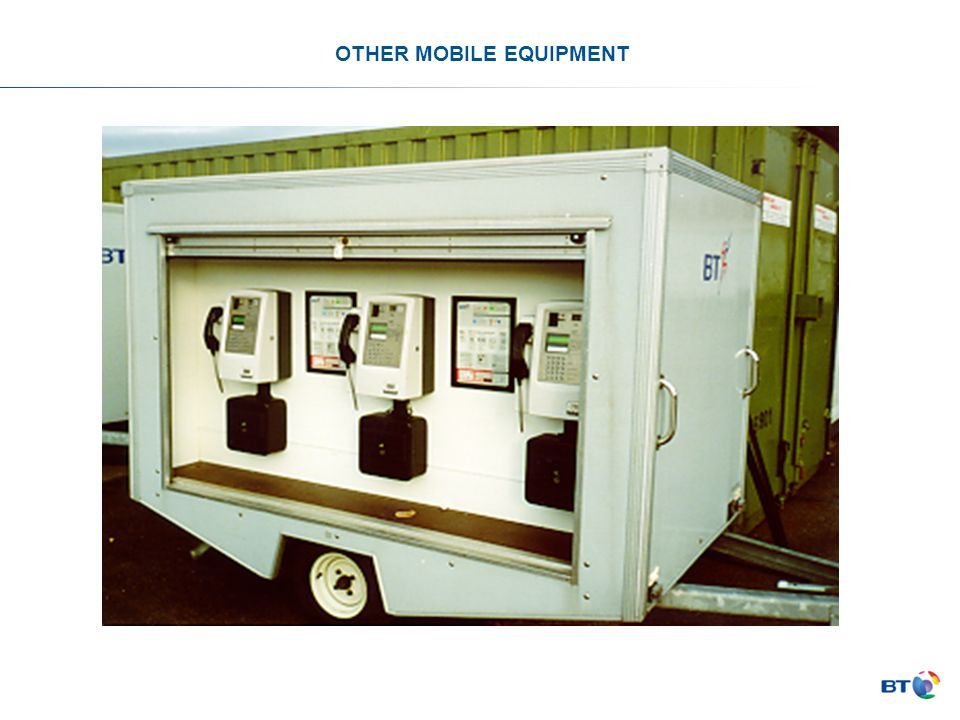 OTHER MOBILE EQUIPMENT