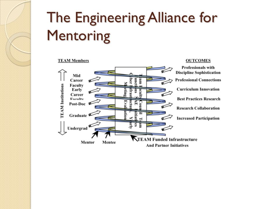 The Engineering Alliance for Mentoring