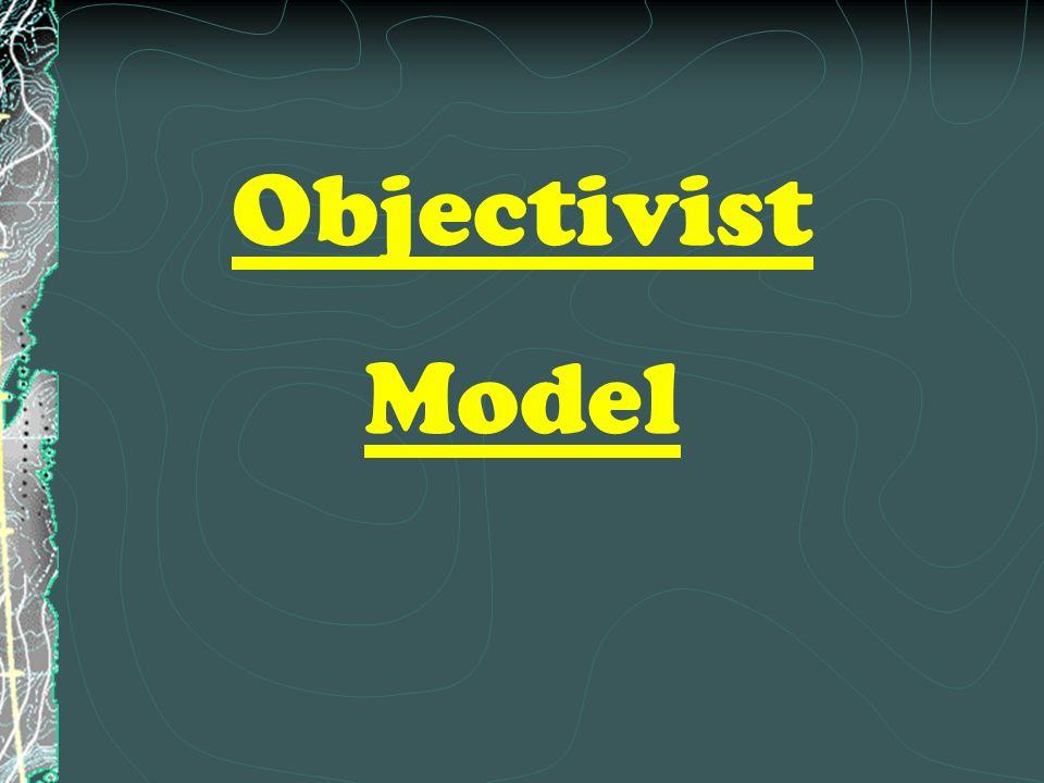 Objectivist Model