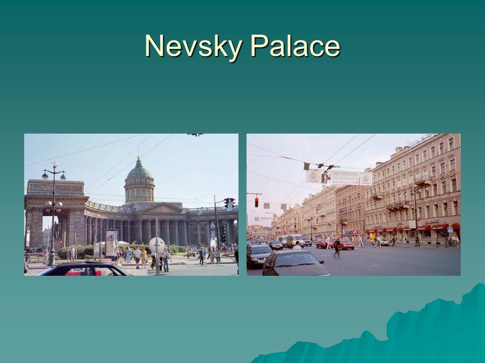 Nevsky Palace