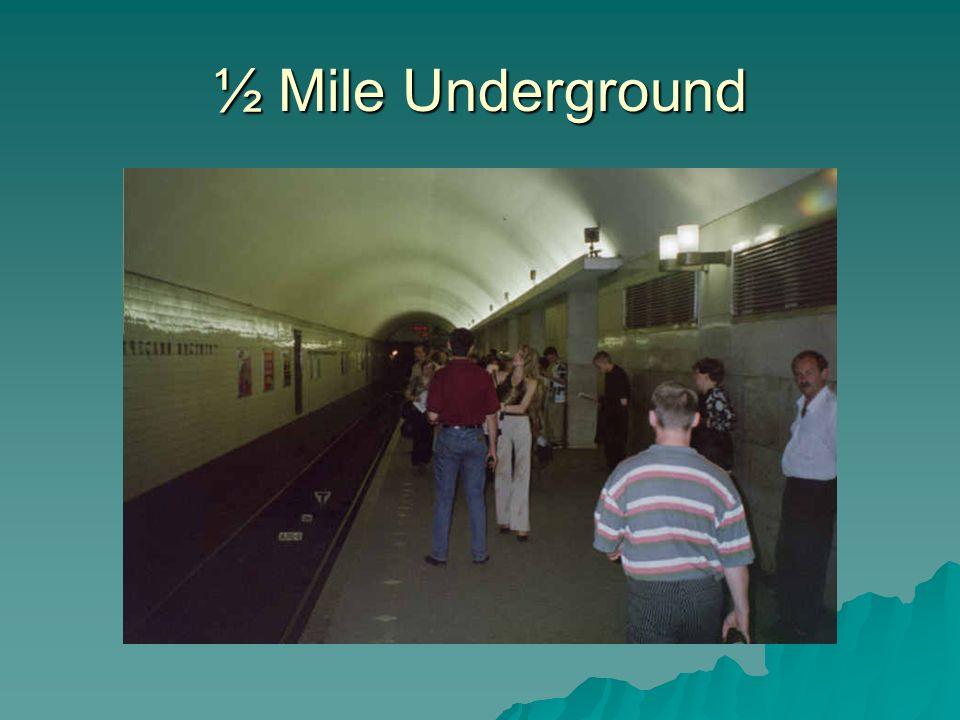 ½ Mile Underground