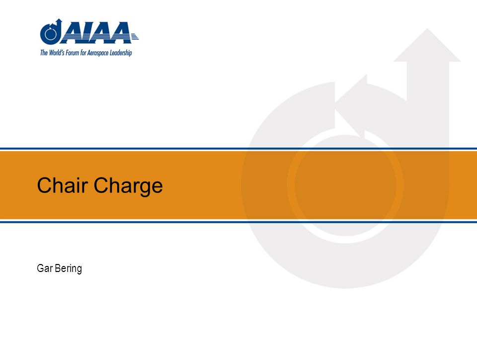 Chair Charge Gar Bering