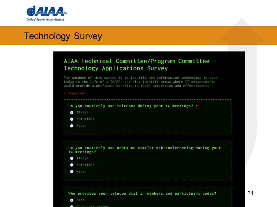 Technology Survey 24