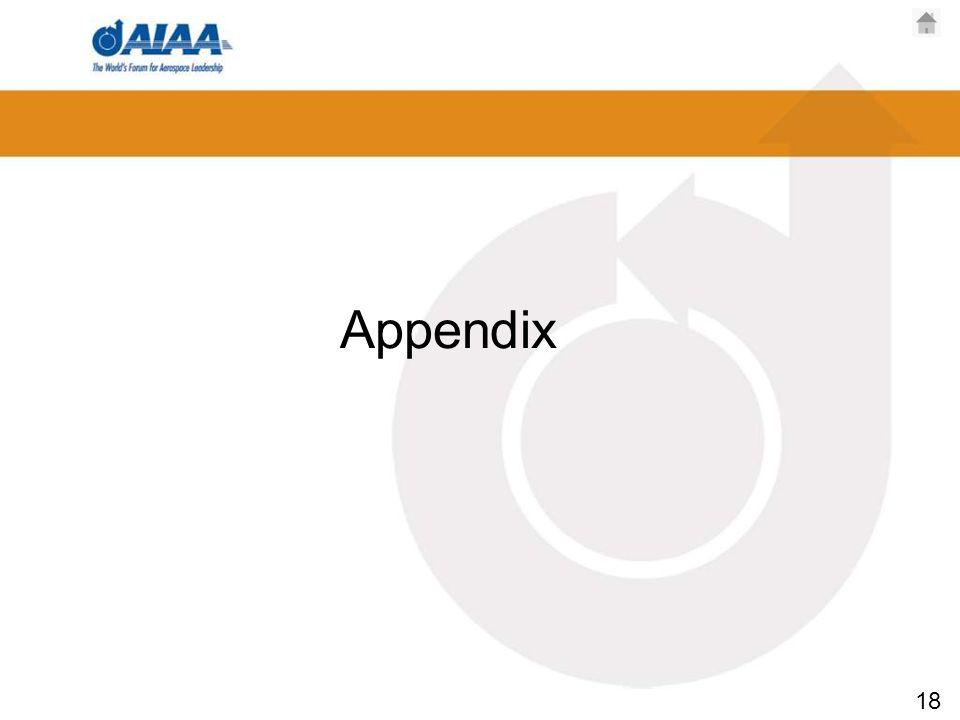 18 Appendix