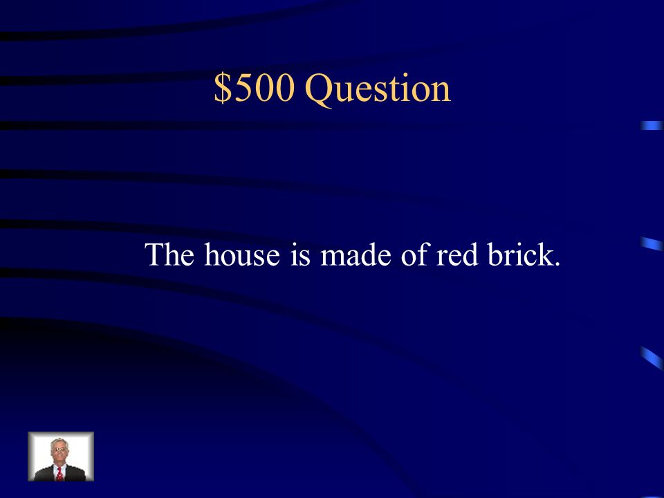$400 Answer What is an inference?