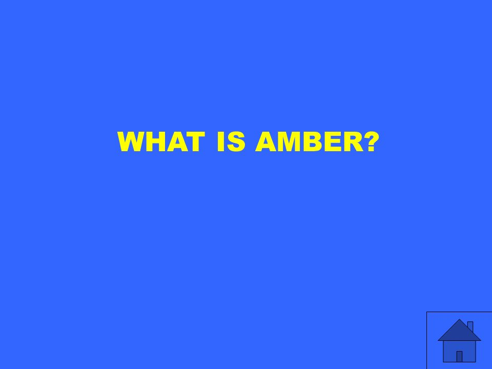 WHAT IS AMBER