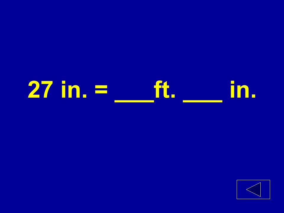 4 C. = ___pt.