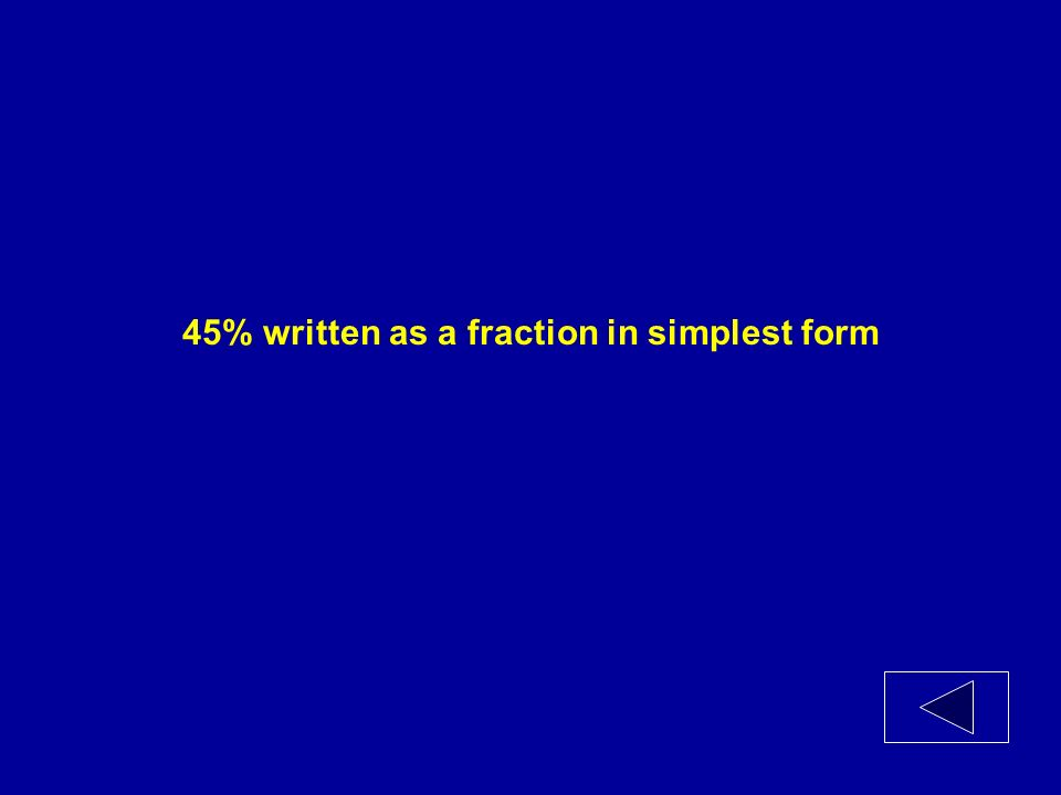 92% as a decimal