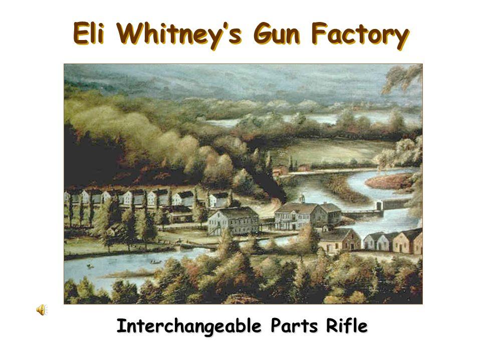Eli Whitneys Cotton Gin, 1791
