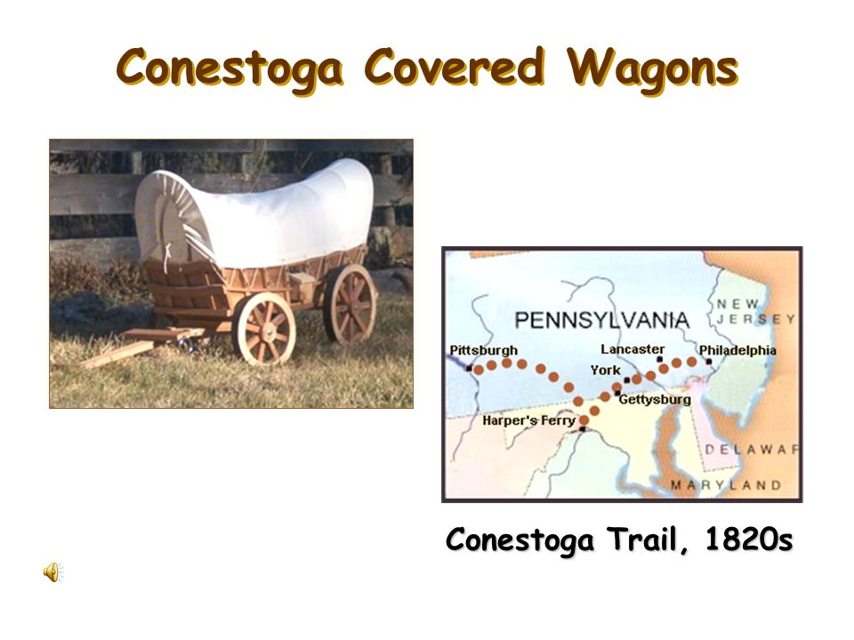 Cumberland (National) Road 1811 – 1839