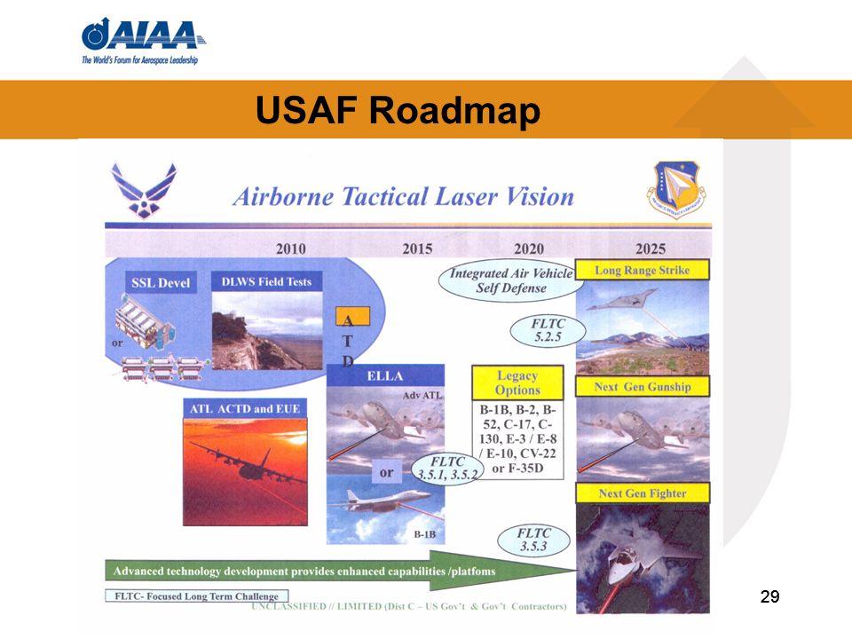 29 USAF Roadmap 29
