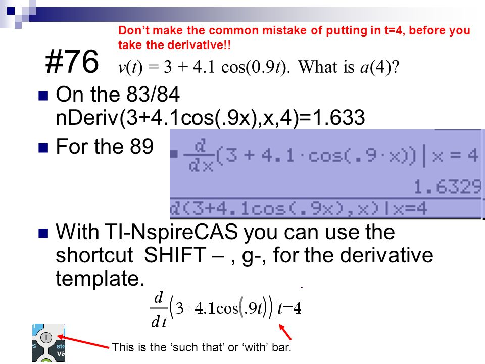 2003AB#83 What is the average velocity of the particle from time t = 0 to time t = 3.