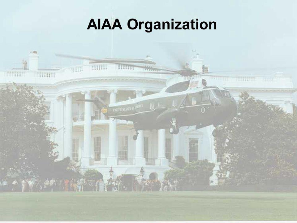 16 AIAA Organization