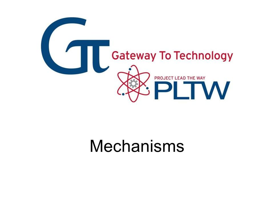 What is a Mechanism.