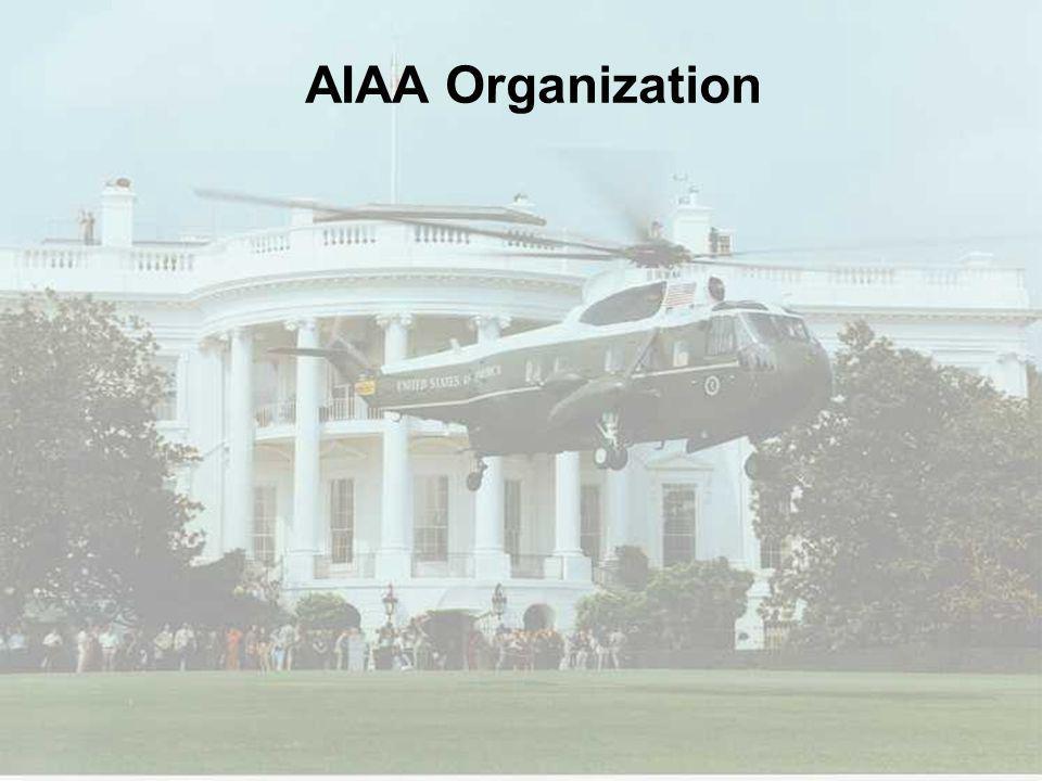 18 AIAA Organization