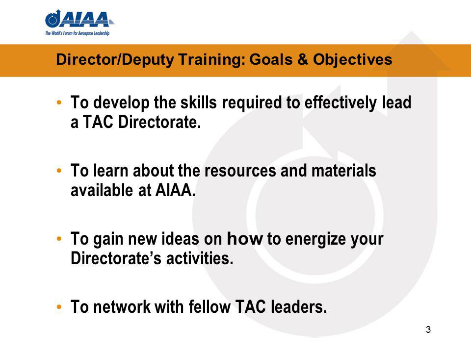54 Regional Deputy Director Responsibilities - 2 Alert Sections as to when a technical meeting will be in their area.
