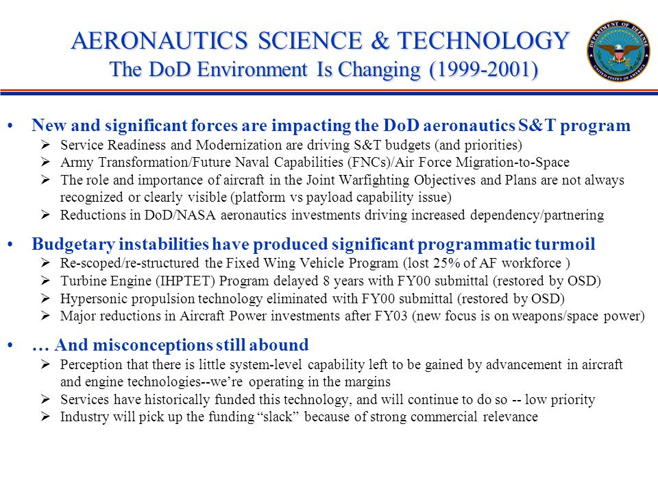 Joint Vision 2010 Relies on Advancing Technology and Operational Warfighting Concepts 01/29/98 1600 The Lenses of Technological Innovation and Information Superiority Integrates and Amplifies Four New Operational Concepts