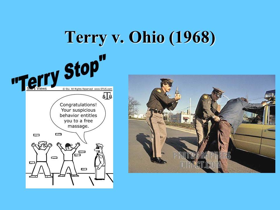 Terry v. Ohio (1968)