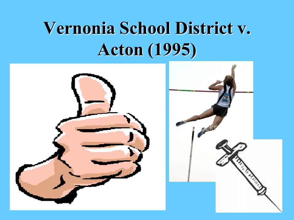 Vernonia School District v.