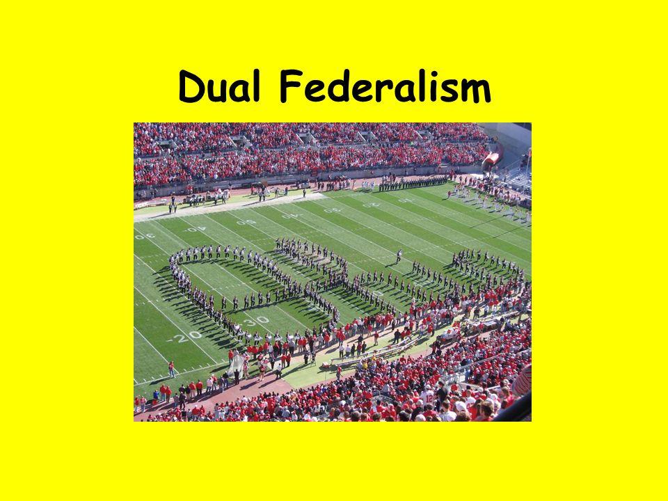 Dual Federalism
