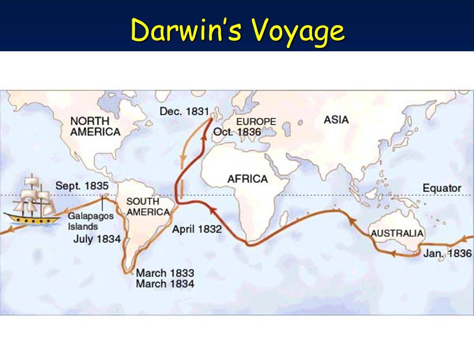 Darwins Voyage