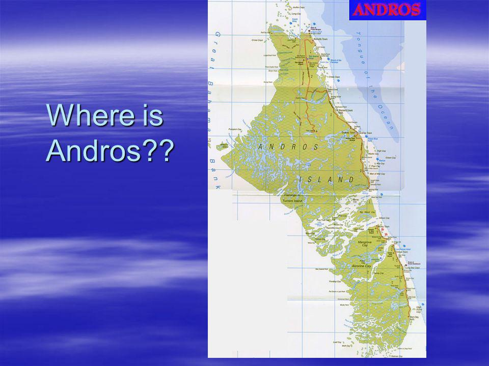 Where is Andros??