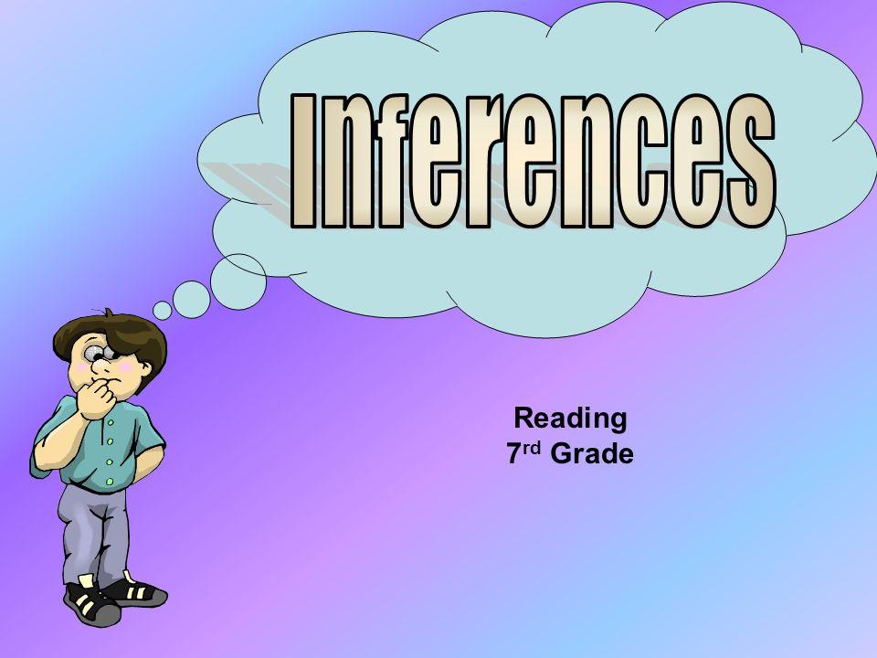 Reading 7 rd Grade