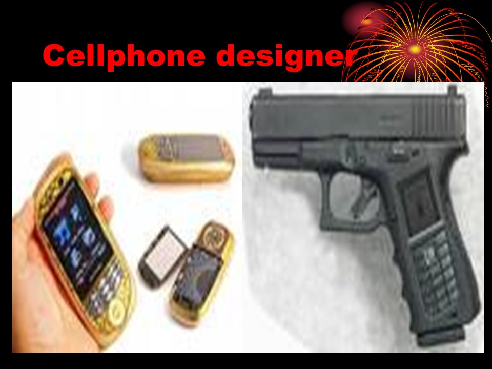 Cellphone designer