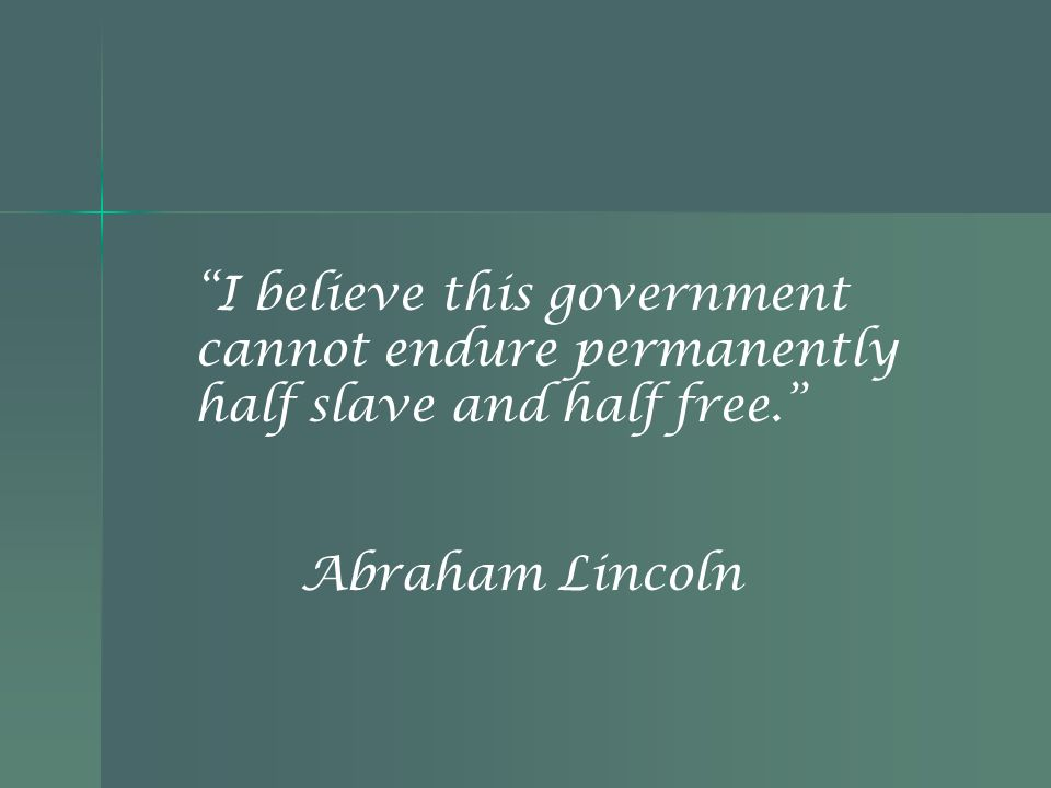 In 1865 Congress passed the Thirteenth Amendment which truly freed the slaves.