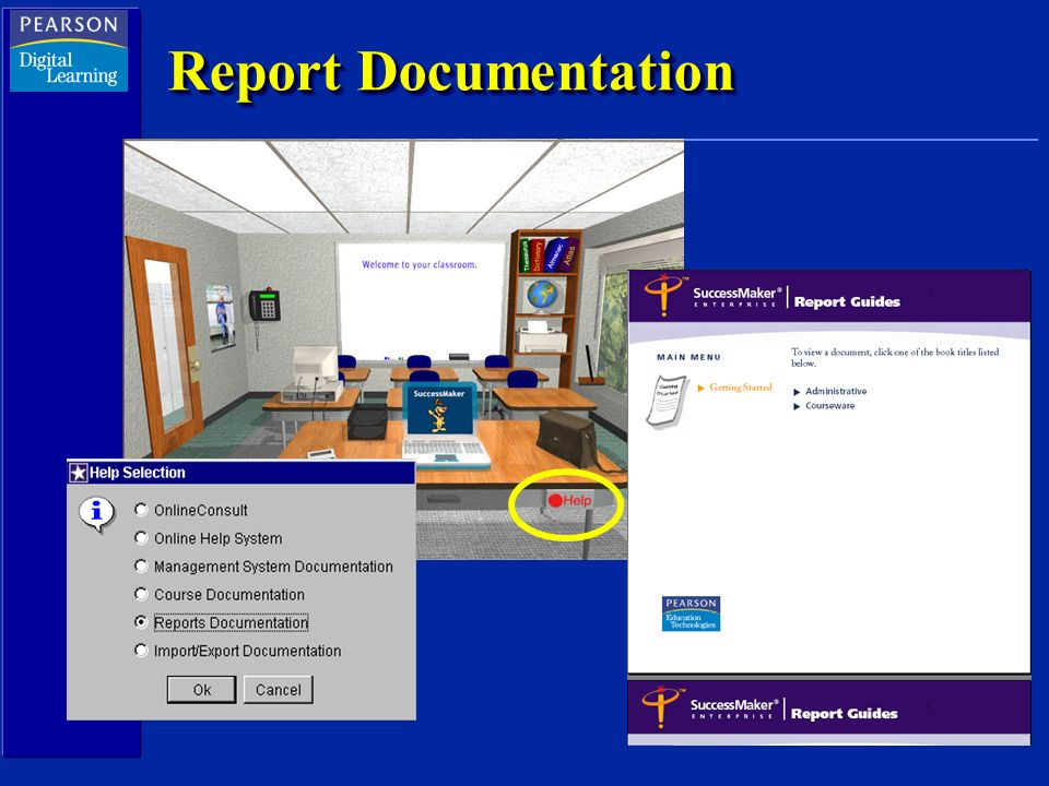 Report Documentation