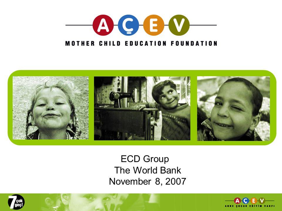 Research Program Development Program Implementation Policy Development Program Evaluation Advocacy Partnerships Beneficiary Needs AÇEVs Programmatic Approach