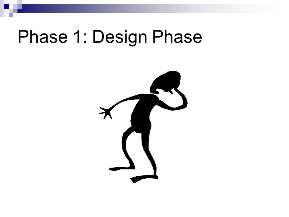 Phase 1: Design Phase