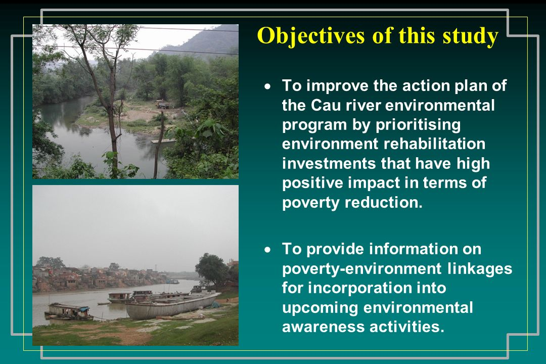 Research approach: Sustainable development